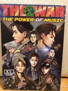 EXO THE POWER OF MUSIC, 4TH ALBUM REPACKAGE
