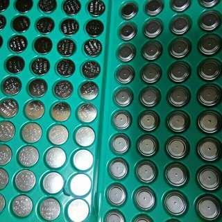 🚚 【現貨】AG10 / LR1130鈕扣電池 卡裝 盤裝