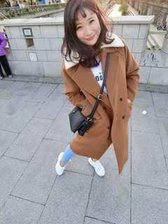 🚚 韓版大衣