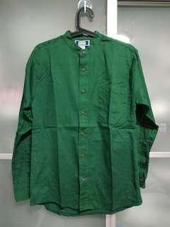🚚 1 x used green Sutter & Grant long sleeve with delivery