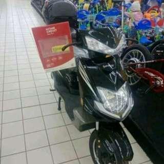 Sepeda listrik selis bisa di cicil gratis 1x angsuran