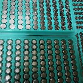 🚚 【現貨】玩具發光氣球電池 AG3/LR41鈕扣電池 盤裝卡裝 批發