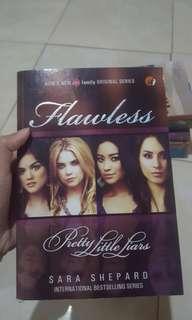 Pretty Little Liars: Flawless buku 2