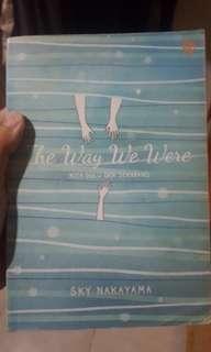 Novel THE WAY WE WERE