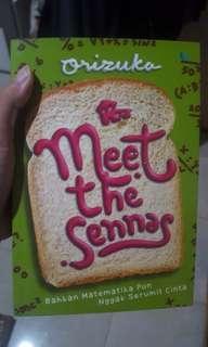 Novel MEET THE SENNAS