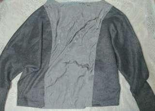 🚚 毛衣 飛鼠袖 sweater new