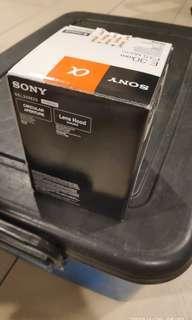 Sony e35/30 macro lens