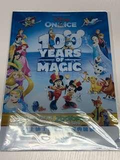 Disney on Ice 冰上迪士尼A4 file 米奇米妮