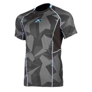 Klim Aggressor Cool 1.0 Base-Layer Short Sleeve Shirt