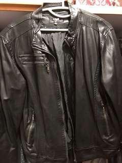 仿皮皮褸 Synthetic Leather Jacket