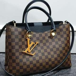 Louis Vuitton Damier Riverside