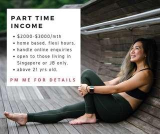 Work from home and anywhere!