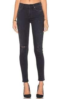 LIKE NEW COH ROCKET SKINNY IN PORTER
