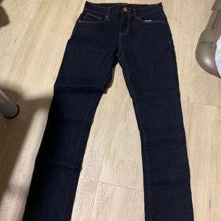 🚚 🌻 F21 Denim Mid Waist Jeans