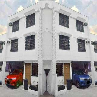 don antonio TOWNHOUSE in quezon city 4.2M only