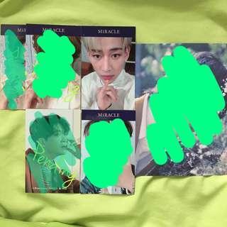 [WTT] GOT7 Photocards