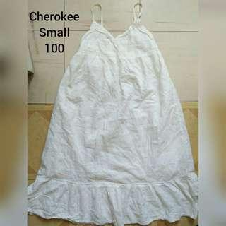 White Dress for 10-12yrs Old