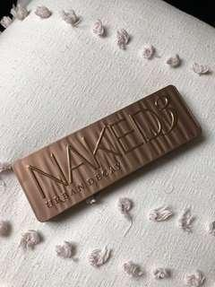 Authentic barely used naked 3 pallet