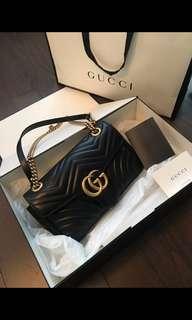 Gucci Marmont Medium FULL SET***