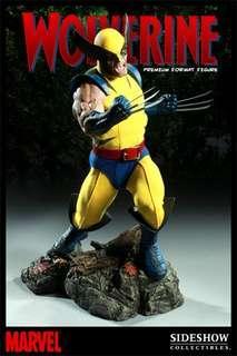 Sideshow Premium Format Wolverine