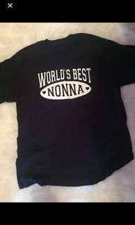 NONNA T-SHIRT 👵🏼