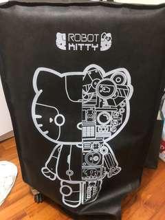Robot Kitty Luggage