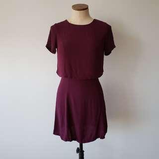 Purple Dynamite Dress