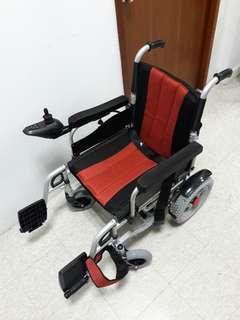 [PROMOTION] Imported Foldable Lightweight Electric Wheelchair