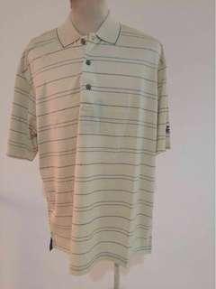 Golf Shirt - Kaos Golf Exclusive - JACQUARD BONE