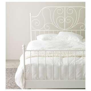 Ikea queen bed