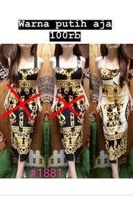 Overall batik