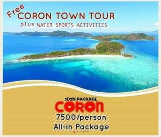 All in Coron package