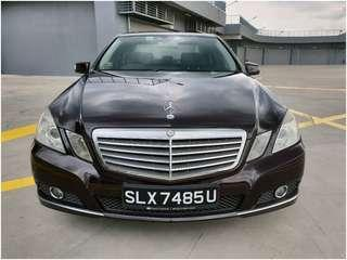 Mercedes-Benz undefined E350 Saloon Auto