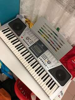 61 keys keyboard piano for beginners