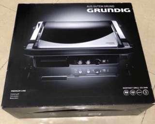 GRUNDIG 德國牌子 BBQ電爐 二手