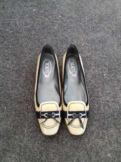 Authentic Tods Ballerinas 38.5