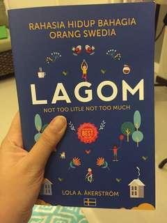 Lagom rahasia hidup bahagia orang Swedia