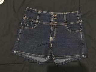 #CNY2019 Jeans Hotpants