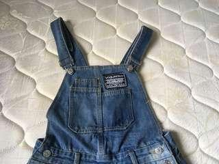 Lady's Jeans Overall