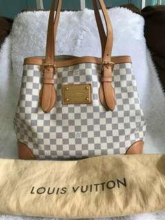 Authentic LV Hampstead (MM size)