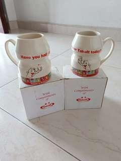 Yakult collectible cup