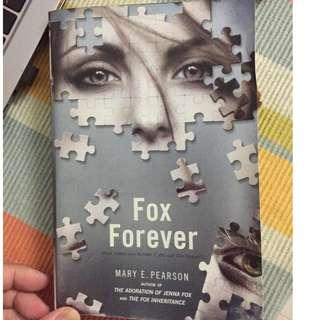 FREE DELIVERY! Fox Forever by Mary Pearson