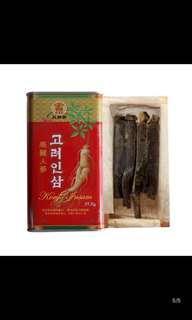 韓國長壽牌紅篸150g