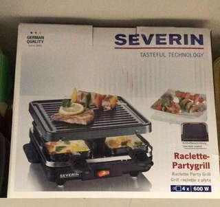 🚚 Severin grill