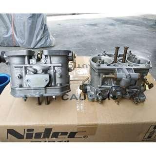 Weber IDF 48 matching pair (used