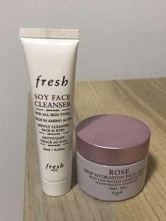 🚚 Fresh cleanser face cream