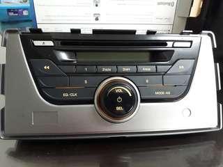 Car audio System (Myvi)