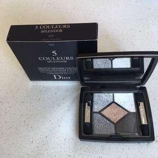 Christian Dior 5colour eye-shadow palette LIMITED EDITION 066smoky sequins
