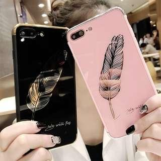 🚚 [PO] Pen Drop Mirror Glossy Phone Case