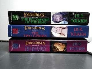 Lord of the Rings Part 1-3